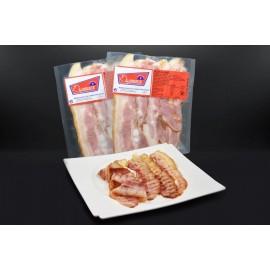 Bacon loncheado al vacío